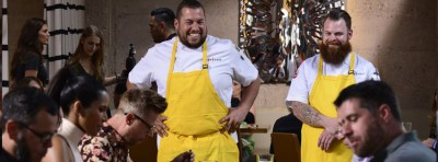 S.D. a hot dish for 'Top Chef'
